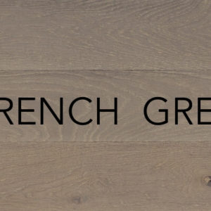 French Grey Engineered Oak Flooring