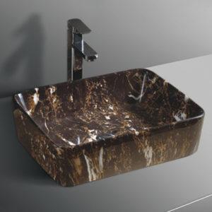 B0345A Gloss Marble Basin