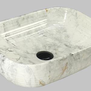 B4038 Gloss Marble Basin