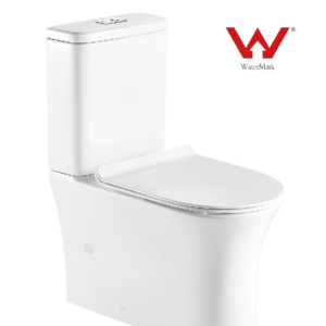 LT-2156A-R Rimless Two Piece Toilet