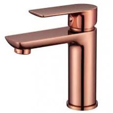M73011RG Rose Gold Basin Mixer