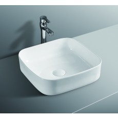 B6016 Gloss White Basin