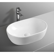 B6123A Gloss White Basin
