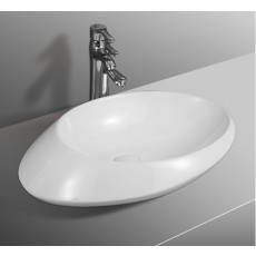 WG36 Gloss White Basin