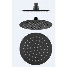 TAR0801CP-B Black Shower Head