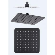 TAS0801CP-B Black Shower Head