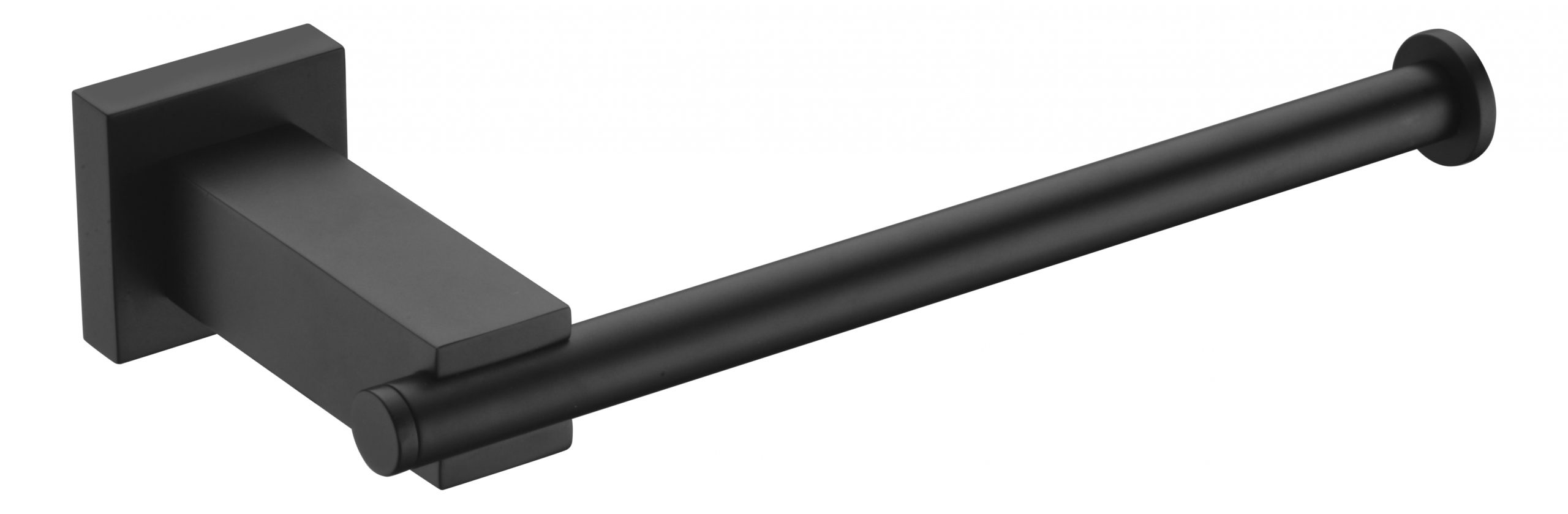 HDP705-B Black Towel Rail