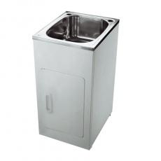 BLC-T27 Tulsa Laundry Troughs with Metal Cabinet (27 litre)