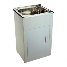 BLC-T35A Tulsa Laundry Troughs with Metal Cabinet (35 litre)