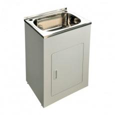BLC-T45 Tulsa Laundry Troughs with Metal Cabinet (45 litre)