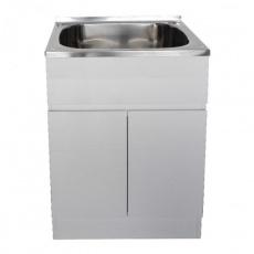 BRC-T45 Rio Laundry Trough with Cabinet (45 litre)