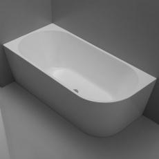 BTM1700L Milan Left Corner Bathtub