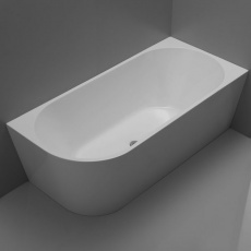 BTM1500R Milan Right Corner Bathtub